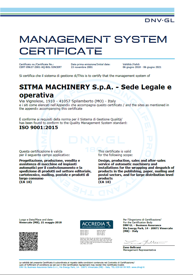 Quality and Certifications - Photo 2