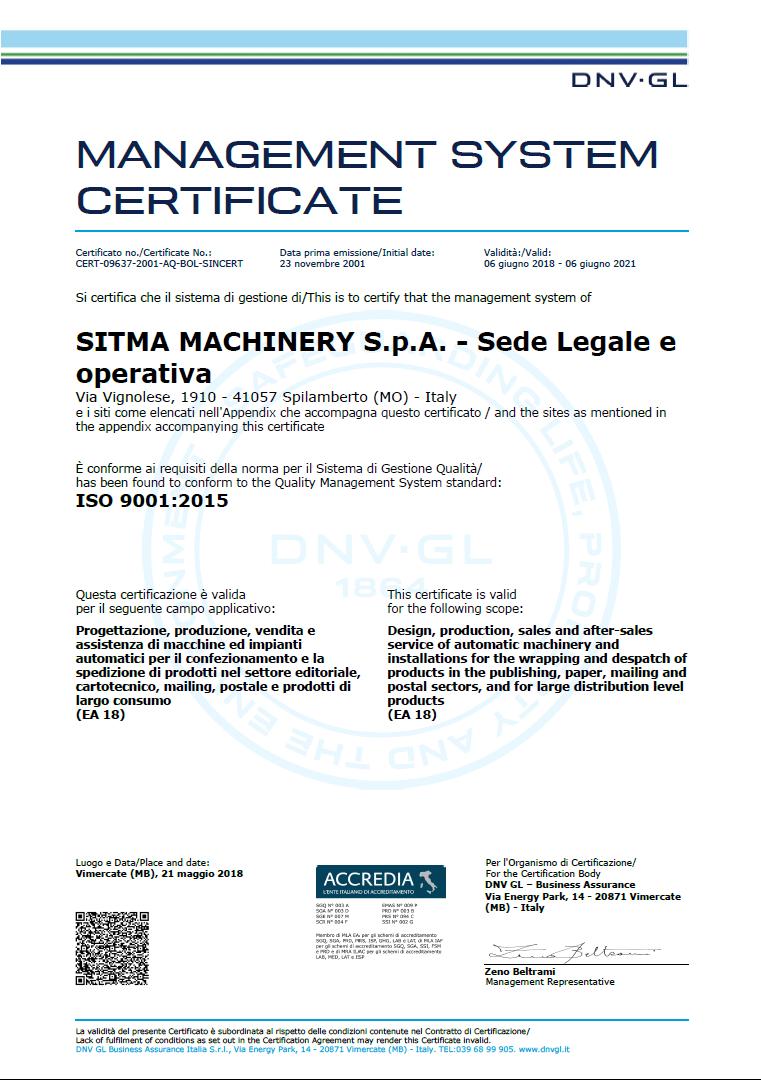 Qualità e certificazioni - Photo 2
