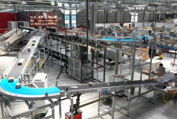 Symphony, cutting-edge sorting system for e-commerce logistics - Photo 5